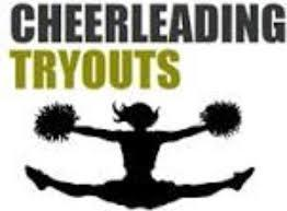 Cheer Tryouts Coming Soon