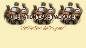 Classes Provide Care Packages